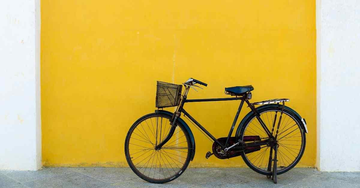 自転車通勤! (2)