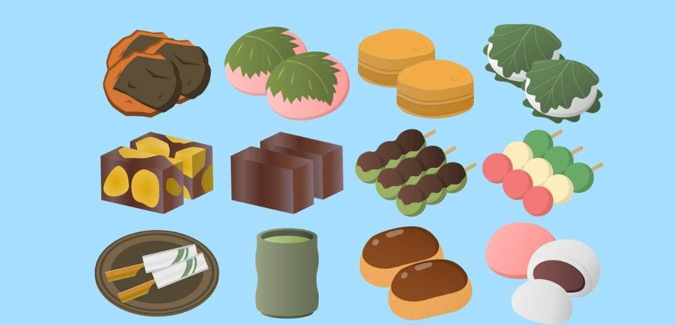 ダイエット 和菓子