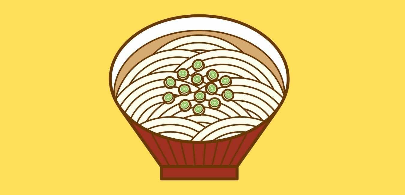 ダイエット 麺類