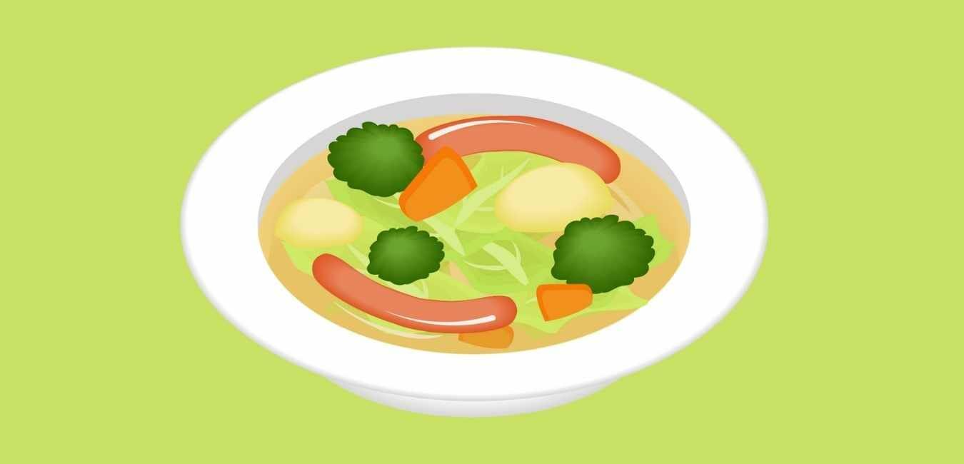 ダイエット 野菜スープ
