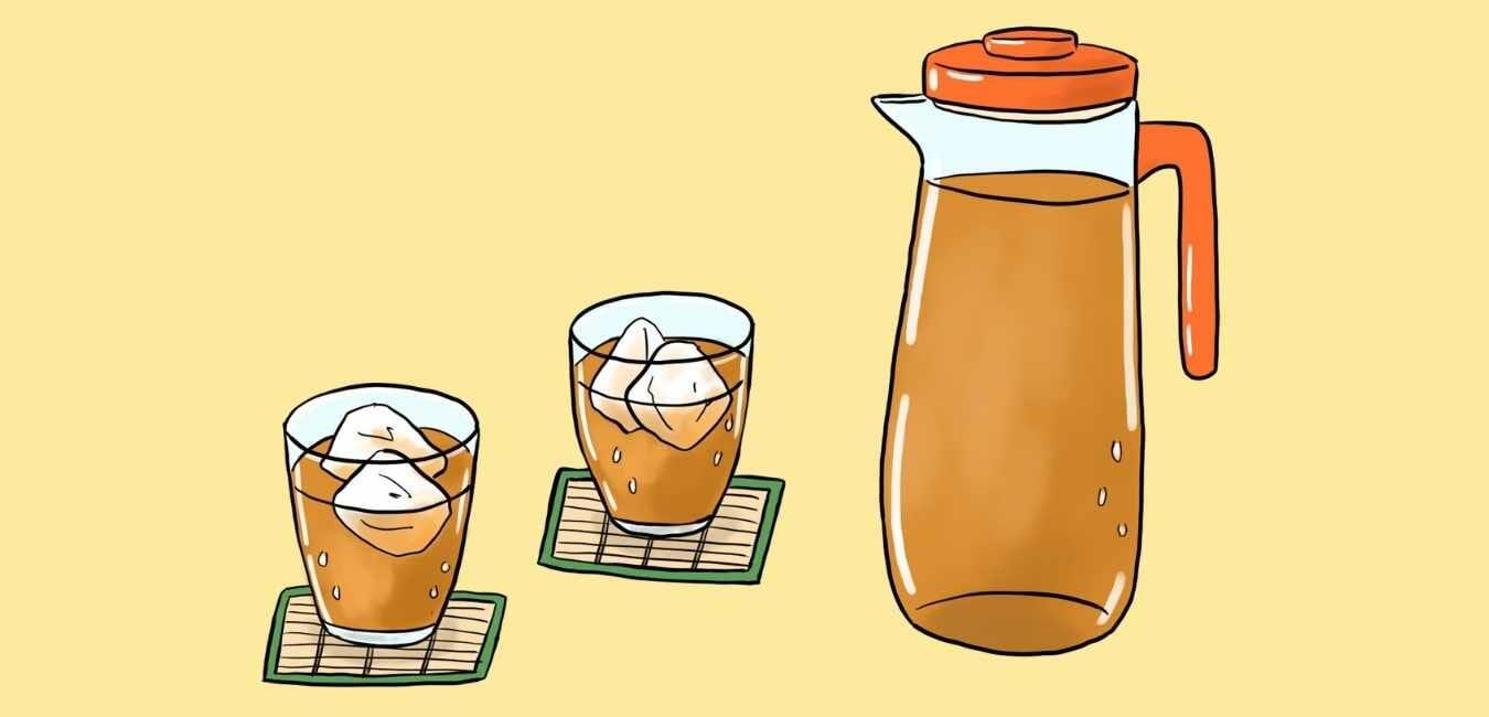 麦茶 ダイエット