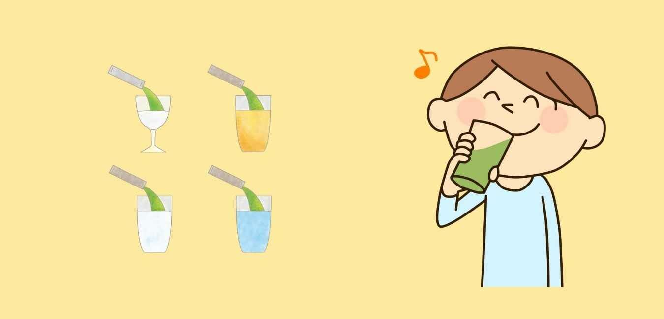 ダイエット 青汁