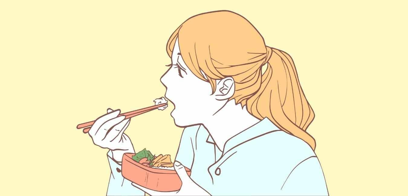 ダイエット 昼抜き
